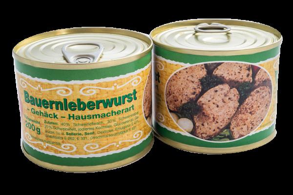 Bauernleberwurst-200g