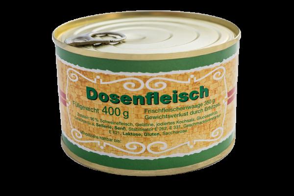 Dosenfleisch-400g