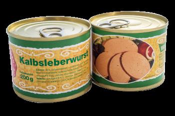 Kalbsleberwurst-200g